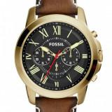 Fossil FS5062 Grant Chronograph ! ! ! Produs nou ! ORIGINAL ! - Ceas barbatesc Fossil, Casual, Quartz, Inox, Piele, Cronograf