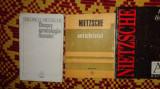 Despre genealogia moralei+ Antichristul+ Ecce Homo- Nietzsche