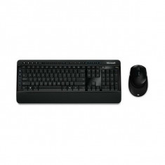 Kit Tastatura + Mouse Microsoft Wireless Desktop 3050 Black