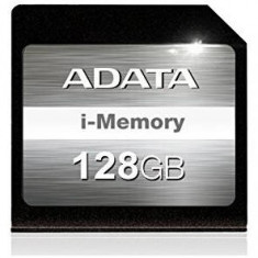 ADATA, I-Memory, 128 GB, SDXC, 95/60Mbs, negru Card SD - Card memorie A-data, Micro SD