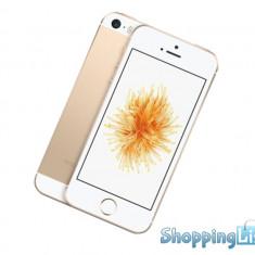IPhone SE 16GB, auriu   Sigilat   Garantie 1 an   Se aduce la comanda din SUA - Telefon iPhone Apple