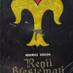 Regii blestemati (vol.3) -Maurice Druon - Roman istoric