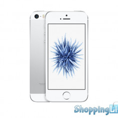 IPhone SE 64GB, argintiu | Sigilat | Garantie 1 an | Se aduce la comanda din SUA - Telefon iPhone Apple