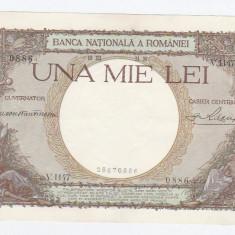 * Bancnota 1000 lei 1938 - 12 - Bancnota romaneasca