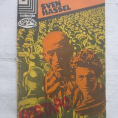 Sven Hassel - Gestapo - Carte de aventura