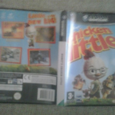 Disney's Chicken Little - Joc Nintendo Gamecube ( GameLand ), Board games, 3+, Multiplayer