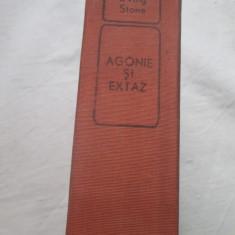 Irving Stone _ Agonie Si Extaz