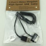 Cablu date retractabil 1,3 metri Samsung Galaxy Tab