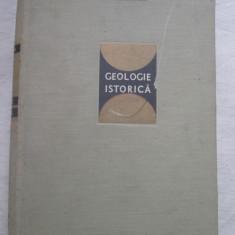 Emilia Saulea - Geologie Istorica - Carte Geografie