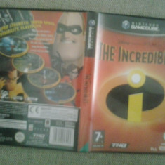 The Incredibles - Joc Nintendo Gamecube ( GameLand ), Board games, 3+, Single player
