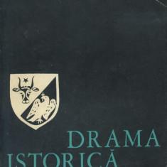 Virgil Bradateanu - Drama istorica nationala - 553800 - Studiu literar