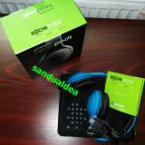 Casti Boompods/Headpods WIRELESS-absolut noi,sigilate-originale ANGLIA, Casti On Ear, Bluetooth, Active Noise Cancelling