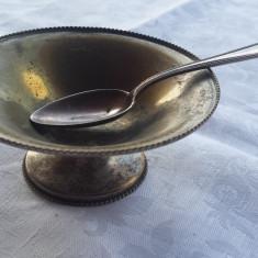 Cupa Inghetata veche Viena 1950 executata manual patina frumoasa a timpului