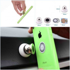 Suport magnetic universal smartphone si tableta - Suport auto