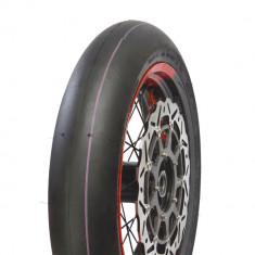 Cauciuc Supermoto GoldenTyre GT250 SLICK RACING PRO 125/80 R16.5 TL 58H - Anvelope moto, Latime: 120, Inaltime: 70, Diametru: 17