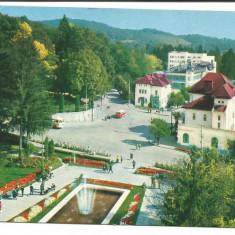 @carte postala(ilustrata)-VALCEA-Govora - Carte Postala Oltenia dupa 1918, Circulata, Printata