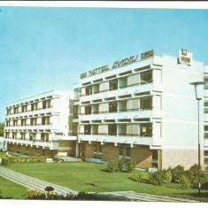 @carte postala(ilustrata)-NEPTUN-Hotel Ovidiu - Carte Postala Dobrogea dupa 1918, Circulata, Printata