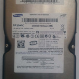 TESTAT HDD Hard Disk 3.5inch 250GB SATA 7200RPM 8M Samsung SP2504C, 200-499 GB, 7200