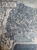 STADION * REVISTA ILUSTRATA DE SPORT - 49 NUMERE - 1948/1949