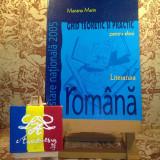 Mariana Marin - Literatura romana ghid teoretic si practic pentru elevi
