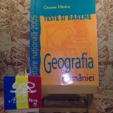 Octavian Mandrut - Geografia romaniei Testare nationala 2005