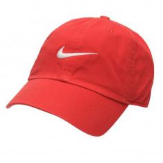 Sapca Nike Swoosh Cap - Originala - Anglia - Reglabila - 100% Bumbac - Sapca Barbati Nike, Marime: Alta, Culoare: Din imagine