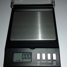 Cantar electronic de mare precizie pt bijuterii/ laborator - TBX 600g x 0.01g