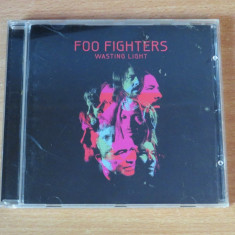 Foo Fighters - Wasting Light CD - Muzica Rock sony music
