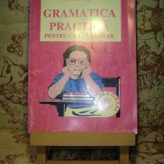 """Madalina Bogdan - Gramatica practica pentru ciclul primar """"A3009"""""""