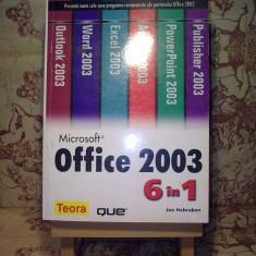 """Joe Habraken - Microsoft office 2003 6 in 1 """"A3010"""""""