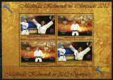 KOSOVO 2012 JOCURILE OLIMPICE LONDRA - COTA MICHEL KAT. 20 EURO, Nestampilat