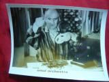 3 Fotografii din Filmul Omul Orchestra cu Louis de Funes , dim.=16,5x12 cm