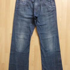 Blugi Armani Jeans Made in Italy; marime 30, vezi dimensiuni exacte; impecabili - Blugi barbati, Marime: 31, Culoare: Din imagine