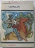Volum - Carti ( 57 ) - V E R S U R I - St. O. Iosif ( B7 ), St.O. Iosif