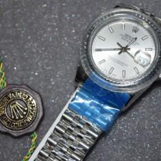 Rolex Datejust 36MM JUBILEE gri - Ceas barbatesc Rolex, Mecanic-Automatic, Inox, Analog
