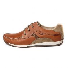 Pantofi pentru barbati, marca Grisport (GR40800oV7) - Pantof barbat Grisport, Marime: 41, 42, 43, 44, Culoare: Maro, Piele naturala