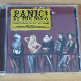 Panic! At the Disco - Fever You Cant Sweat Out CD - Muzica Rock