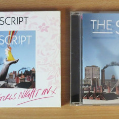 The Script - The Script CD - Muzica Rock sony music
