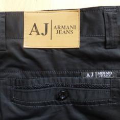 Blugi Armani Jeans; marime 52, vezi dimensiuni exacte; impecabili, ca noi - Blugi barbati, Culoare: Din imagine