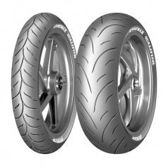 Cauciuc Moto NOU Dunlop Sportmax Qualifier II F 120/65 ZR17 TL 56W 120/65/17 - Anvelope moto