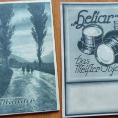 Dezvoltarea fotografiei ; Istoria casei Voigtländer, interbelica - Carte Editie princeps