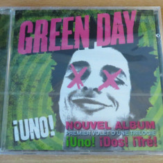 Green Day - Uno! CD - Muzica Rock warner