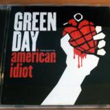 Green Day - American Idiot CD - Muzica Rock warner