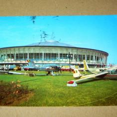 Bucuresti - Romexpo - avioane - planoare 1975 - 2+1 gratis - RBK13143 - Carte Postala Muntenia dupa 1918, Circulata, Fotografie
