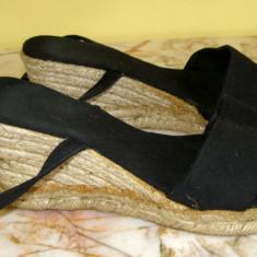 Sandale dama marca - sfoara marimea 38 (Q102_1)