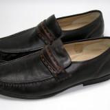 Pantofi barbati marca Hush Puppies interior exterior piele marimea 46 (P568_1)
