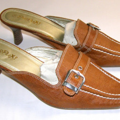 Papuci dama marca Perplex marimea 39 (P546_1)