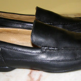 Pantofi barbati marca Clarks interior exterior piele marimea 10 1/2( echivalent 46 european) (P343_1)