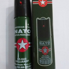 Spray autoaparare Nato 90 ml - 25 lei - Spray paralizant