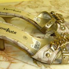 Papuci dama marca Lime Light marimea 38 (P498_1)